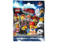 Original Box No: coltlm  Name: Abraham Lincoln, The LEGO Movie (Complete Set with Stand and Accessories)