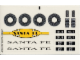 Part No: 10020stk01  Name: Sticker for Set 10020 - (43822/4174735)