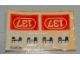 Part No: 137.2stk01  Name: Sticker for Set 137-2 - (004588)