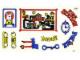 Part No: 140.1stk01  Name: Sticker for Set 140-1 - Sheet 1 (190265)
