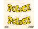 Part No: 140.1stk02  Name: Sticker for Set 140-1 - Sheet 2 (190267)