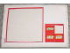 Part No: 1525stk01  Name: Sticker for Set 1525 - (191065)