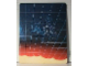 Part No: 161384  Name: Paper, Cardboard Backdrop with Space Horizon, Starfield and Grid Pattern (6990)