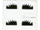 Part No: 2161stk02  Name: Sticker for Set 2161 - Sheet 2, Teeth (71627/4109653)