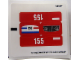 Part No: 30193stk01  Name: Sticker for Set 30193 - (10979/6009189)