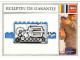 Part No: 3249fr  Name: Paper, Guarantee Card for Motor 4.5V Type I 12 x 4 x 4 (3249-Fr) - French, Bulletin de Garantie