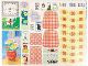 Part No: 3290stk02  Name: Sticker for Set 3290 - Sheet 2, Flower Painting and other items (71492/4107200)