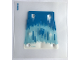 Part No: 32920  Name: Plastic Rectangle 8 x 9 with Waterfall Pattern
