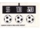 Part No: 3423stk01  Name: Sticker for Set 3423 - (42039/4161885)