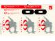 Part No: 3537stk01  Name: Sticker for Set 3537 - (46666/4199346)