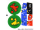 Part No: 3570stk01  Name: Sticker for Set 3570 - (54590/4284955)