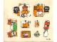 Part No: 3667stk01  Name: Sticker for Set 3667 - (194035)