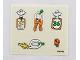 Part No: 3669stk01  Name: Sticker for Set 3669 - (194045)