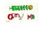 Part No: 3674stk01  Name: Sticker for Set 3674 - (192805)