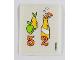 Part No: 3676stk01  Name: Sticker for Set 3676 - (199916)
