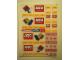 Part No: 4000008stk01  Name: Sticker for Set 4000008