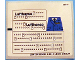 Part No: 40146stk01  Name: Sticker for Set 40146 - Sheet 1 (20413/6105891)