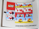Part No: 40305stk01  Name: Sticker for Set 40305 - (20408/6105832)