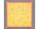 Part No: 4107414  Name: Paper, Cardboard Base for Set 3200, Scala Dressing Room