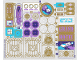 Part No: 41101stk01  Name: Sticker for Set 41101 - (21512/6116829)
