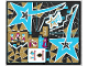 Part No: 41106stk01  Name: Sticker for Set 41106, Mirrored - (21508/6116823)