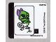 Part No: 41156stk01  Name: Sticker for Set 41156 - (38700/6226774)