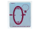 Part No: 41180stk02  Name: Sticker for Set 41180, Mirrored - (27053 / 6154877)