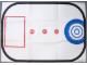 Part No: 4122123  Name: Paper, Test Mat for Mindstorms RoboSports (Set 9730)