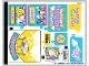 Part No: 41456stk01  Name: Sticker for Set 41456 - (39115/6231531)