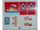 Part No: 4178stk01  Name: Sticker for Set 4178 - (23159/4142234)