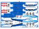 Part No: 42025stk01  Name: Sticker for Set 42025 - Sheet 1 (16153/6067484)