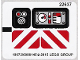 Part No: 42032stk01  Name: Sticker for Set 42032 - (19072/6096145)