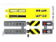 Part No: 42035stk01  Name: Sticker for Set 42035 - (19170/6096937)