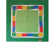 Part No: 4221678  Name: Paper, Cardboard Game Board for Set 9040
