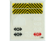 Part No: 4563stk01  Name: Sticker for Set 4563 - (164575)