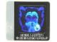 Part No: 4708stk02  Name: Sticker for Set 4708 - Sheet 2, Dumbledore Hologram (40355/4157071)
