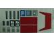 Part No: 5571stk01  Name: Sticker for Set 5571 - (4100418)
