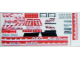 Part No: 5591stk01  Name: Sticker for Set 5591 - (168335)