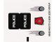 Part No: 5969stk01  Name: Sticker for Set 5969 - (86855/4551721)