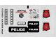 Part No: 5971stk01  Name: Sticker for Set 5971 - (87006/4552611)