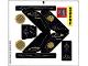 Part No: 5984stk01  Name: Sticker for Set 5984 - (90784/4584631)