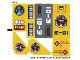 Part No: 60092stk01b  Name: Sticker for Set 60092 - Solid Color Background Version - (20801/6109064)