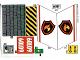 Part No: 60109stk01  Name: Sticker for Set 60109 - (24511/6133139)