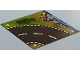 Part No: 6199519  Name: Paper, Playmat Road Curved #2 (853656)