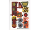 Part No: 70592stk01a  Name: Sticker for Set 70592 - International Version - (26318/6147738)