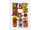 Part No: 70592stk01b  Name: Sticker for Set 70592-1 - North American Version - (26319/6147739)