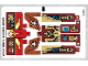 Part No: 70600stk01b  Name: Sticker for Set 70600 - North American Version - (24468/6133000)