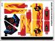 Part No: 70638stk01  Name: Sticker for Set 70638 - (37084/6215238)