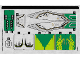 Part No: 70641stk01  Name: Sticker for Set 70641 - (37248/6217070)