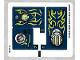 Part No: 70730stk01  Name: Sticker for Set 70730 - (21064/6112827)